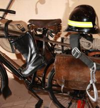 Museo delle arti e dei mestieri in bicicletta