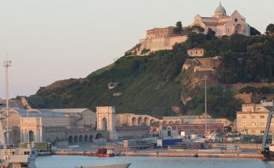 Ancona il porto franco