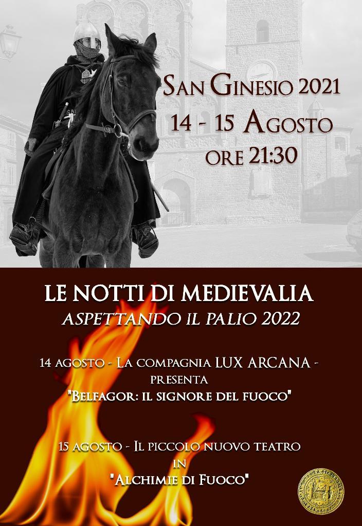 A San Ginesio torna Medievalia