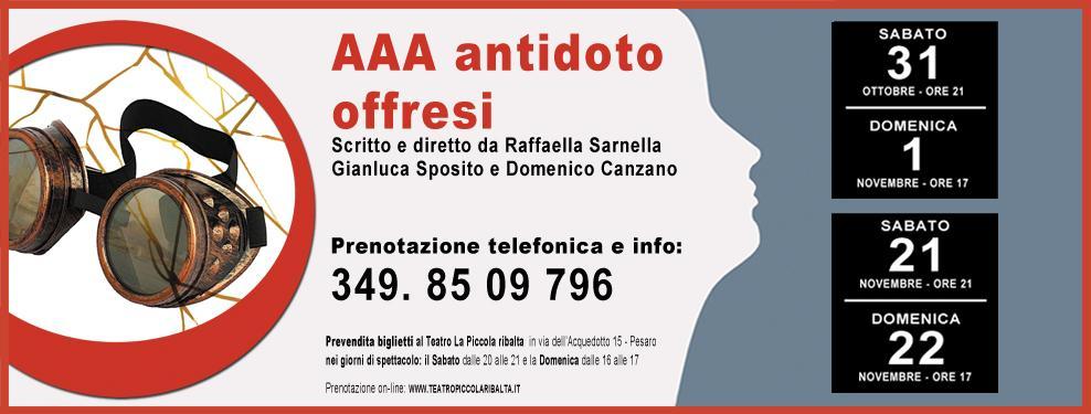 AAA Antidoto offresi