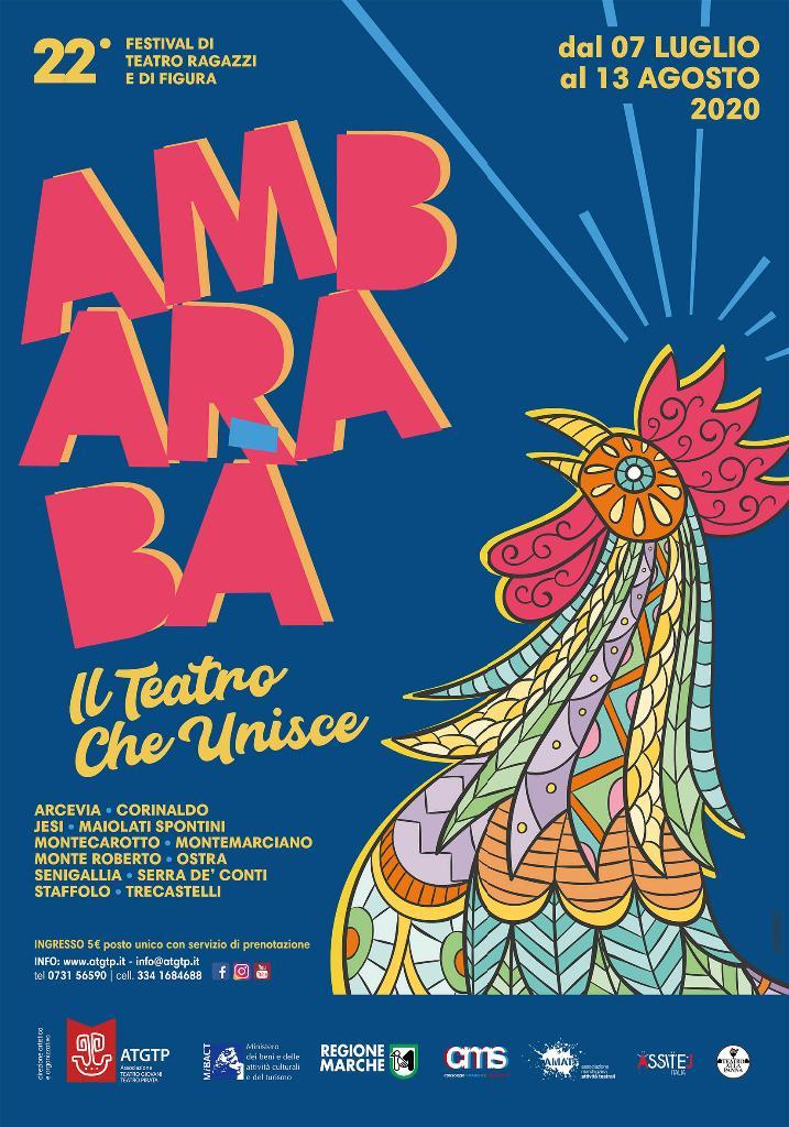 Ambarabà, 22° Festival di Teatro Ragazzi e di Figura