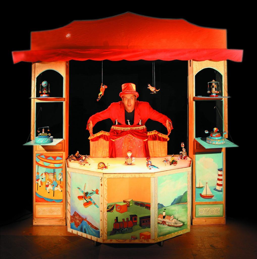 Ambarabà, 23° Festival di Teatro Ragazzi e di Figura