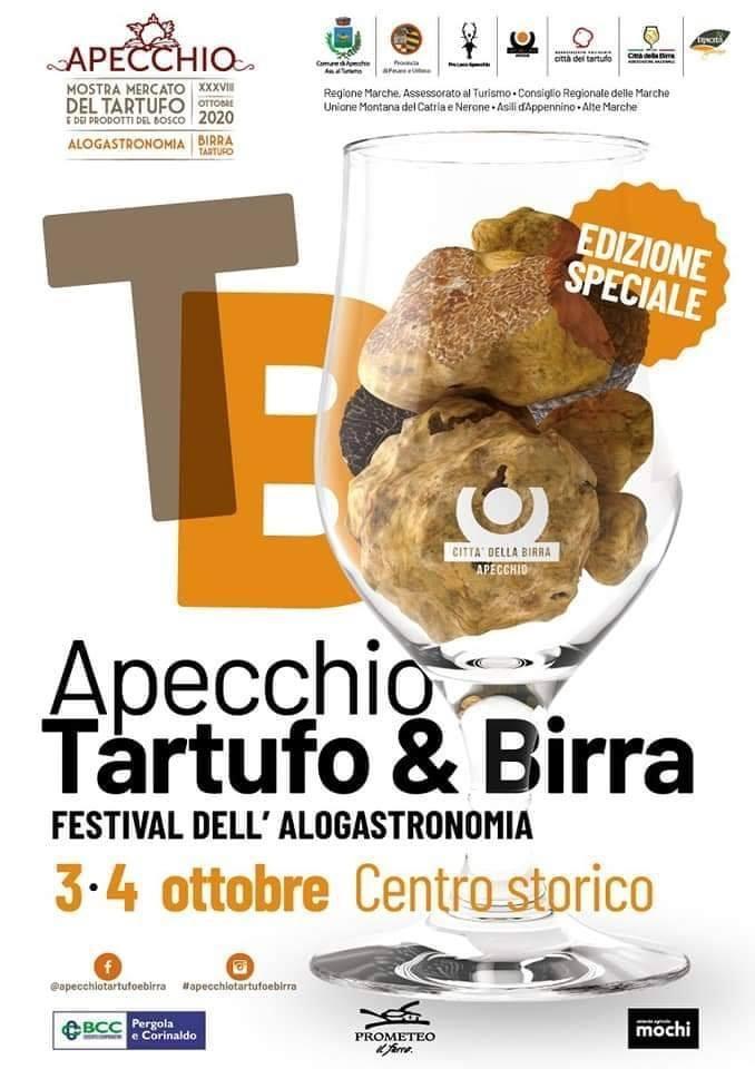 Apecchio Tartufo & Birra, Festival dell'Alogastronomia