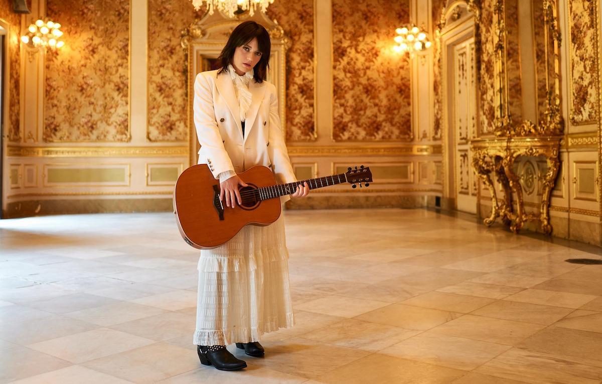 """Carmen Consoli """"Volevo fare la rockstar"""" tour"""