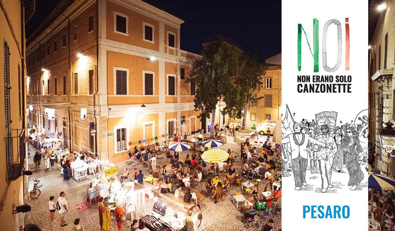 Ci siamo anche NOI – San Pietrino Summer Street