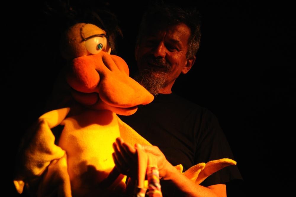Cigarini Puppet Show