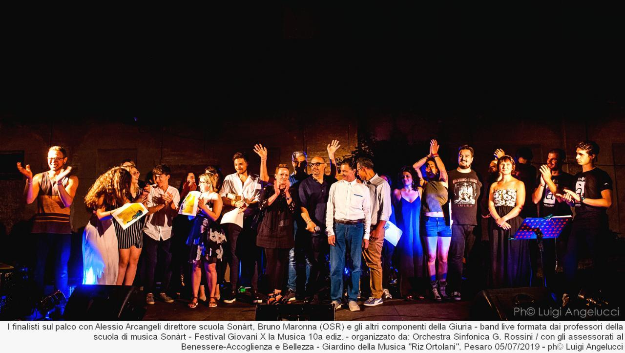 Confermato il Festival Giovani per la Musica 2020