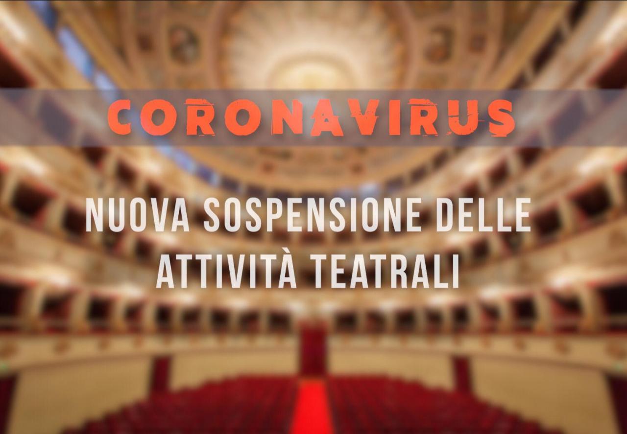 Coronavirus, sospesa la Stagione Lirica di Jesi