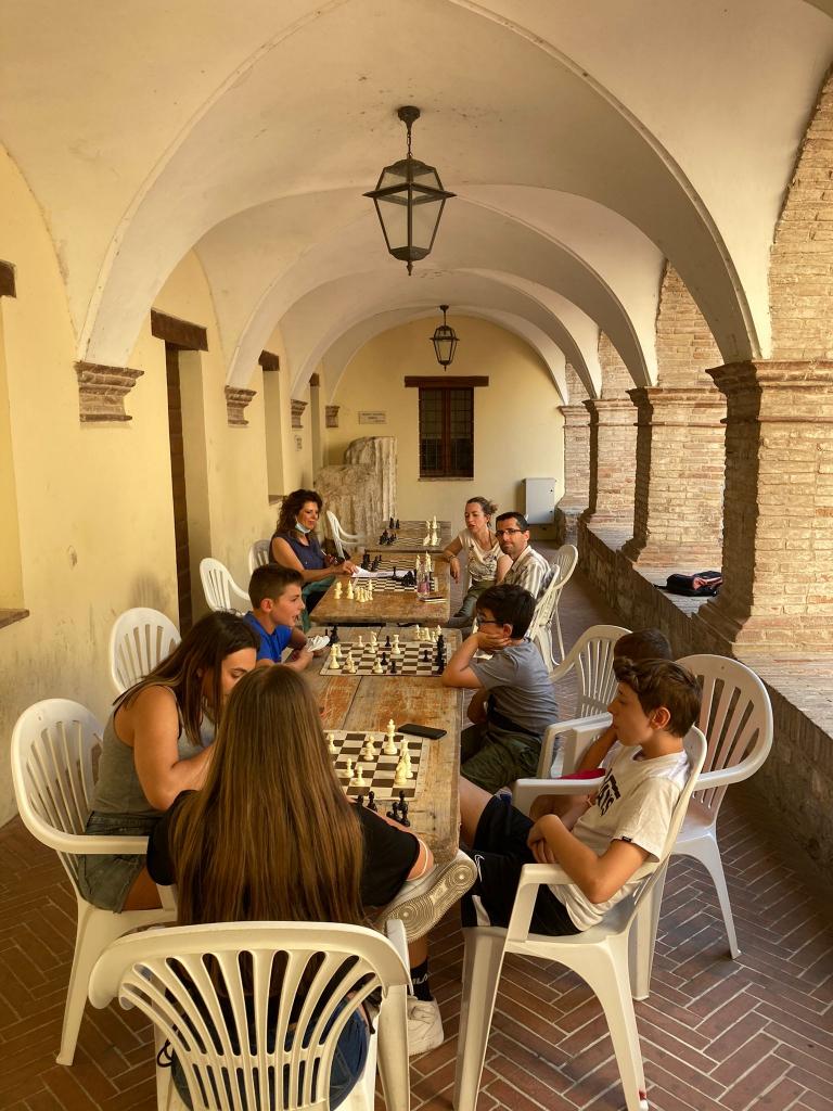 Doppio appuntamento con gli scacchi