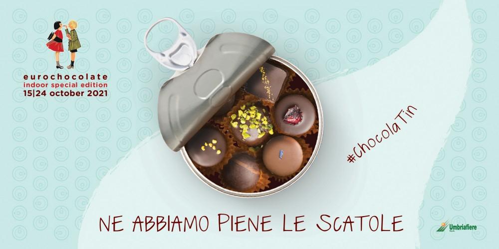Eurochocolate torna in versione indoor
