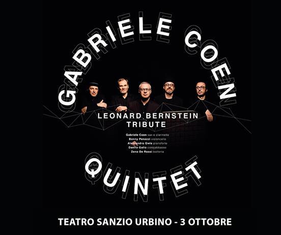 Gabriele COEN Quintet