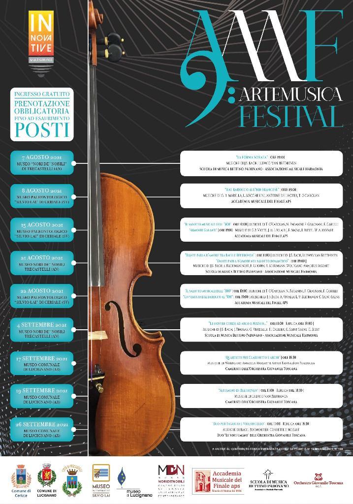 """Grande attesa per il Festival """"Arte e Musica"""""""
