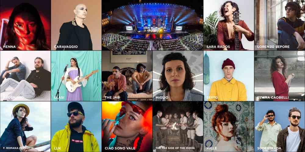 I finalisti di Musicultura in concerto