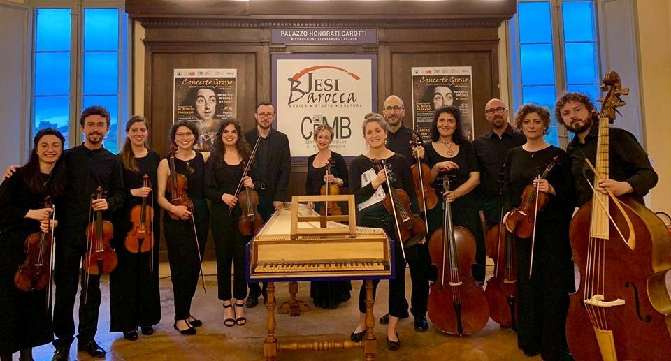 Jesi capitale della musica barocca