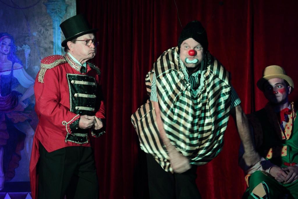 L'arte circense a San Severino Marche