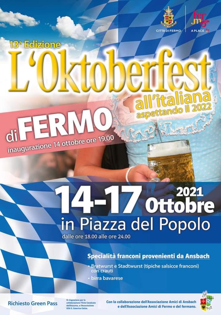 L'Oktoberfest di Fermo all'italiana