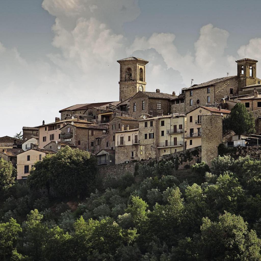 L'Umbria delle due valli - crocevia di esperienze