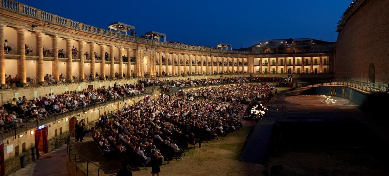Macerata Opera Festival 2020 #biancocoraggio