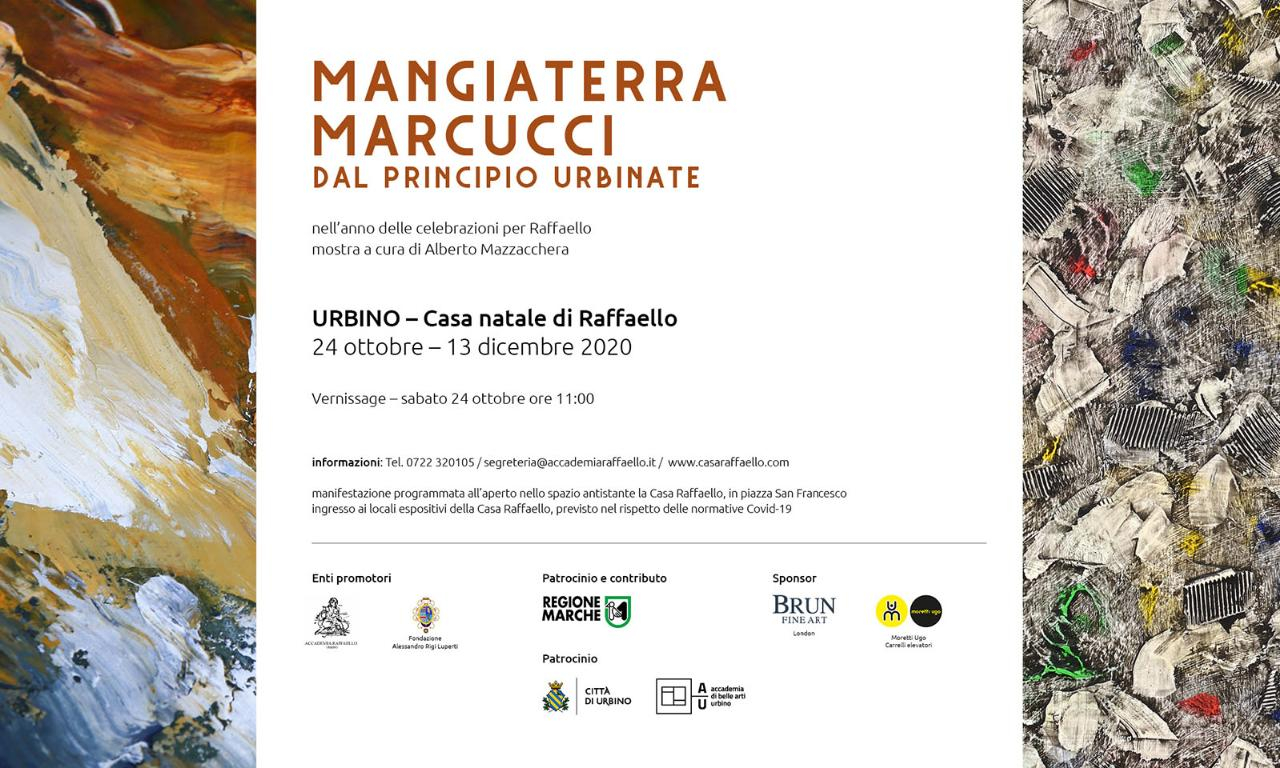 Mangiaterra Marcucci. Dal principio urbinate