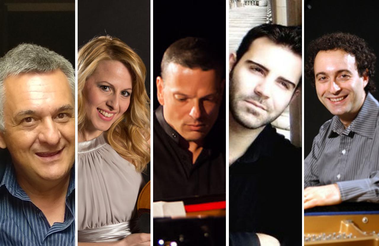 Master Piano Festival Più