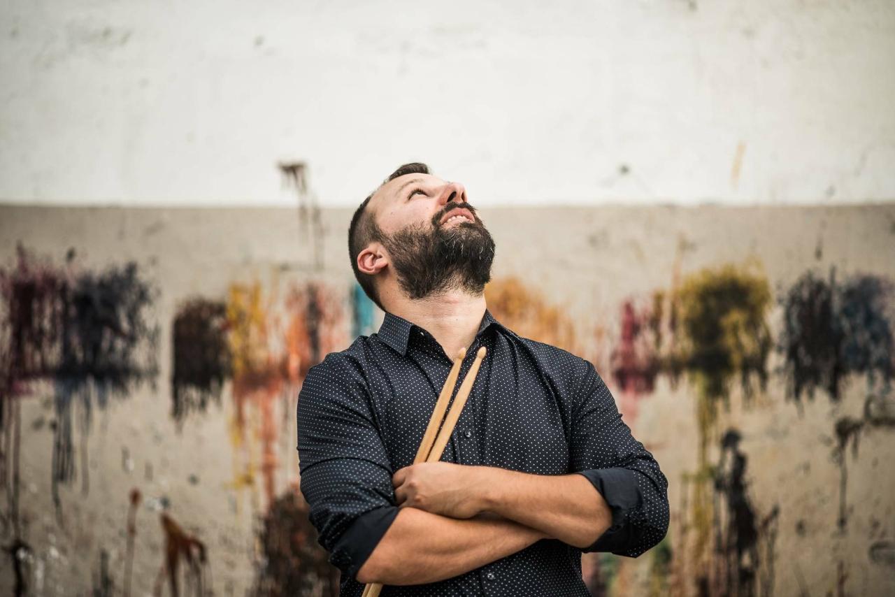 """Michele Sperandio per """"Jazz al Castello"""""""