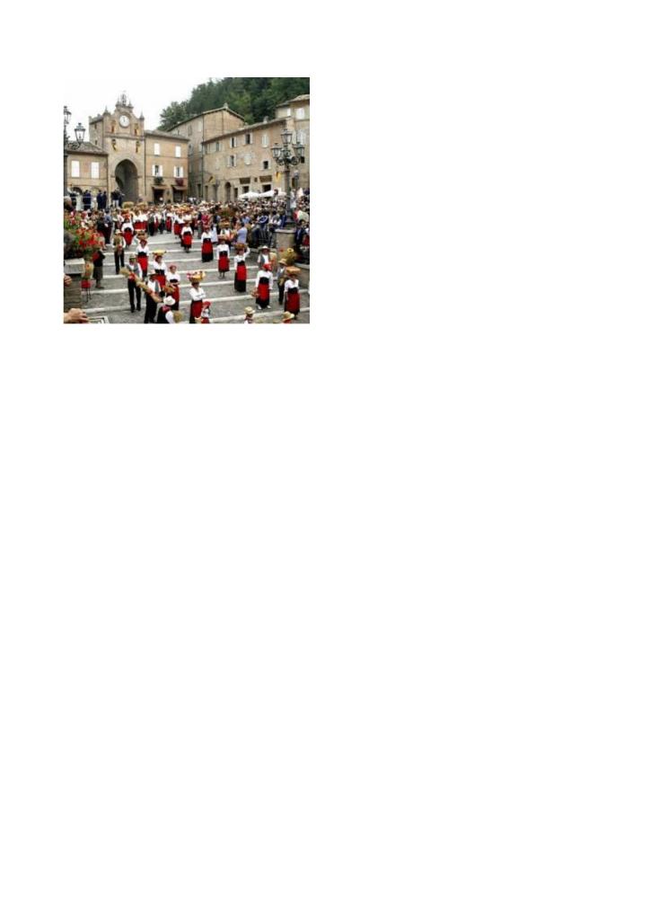 Processione delle Canestrelle