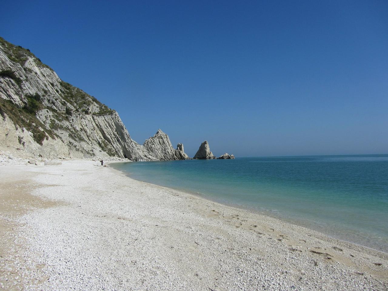 Quali sono le spiagge più belle della Riviera del Conero