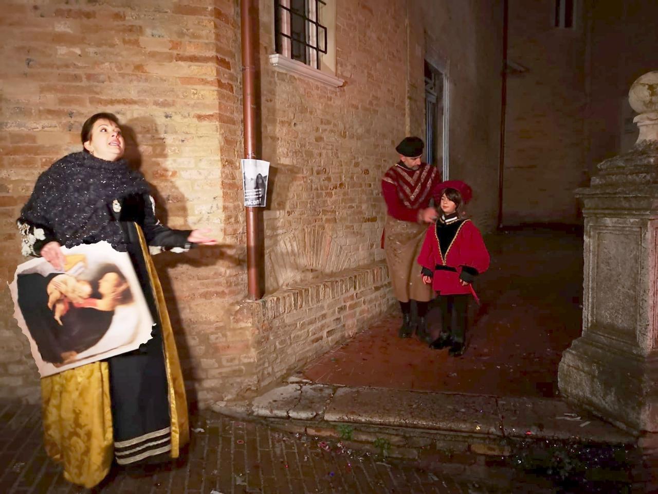 Raffaello fa spettacolo a Urbino