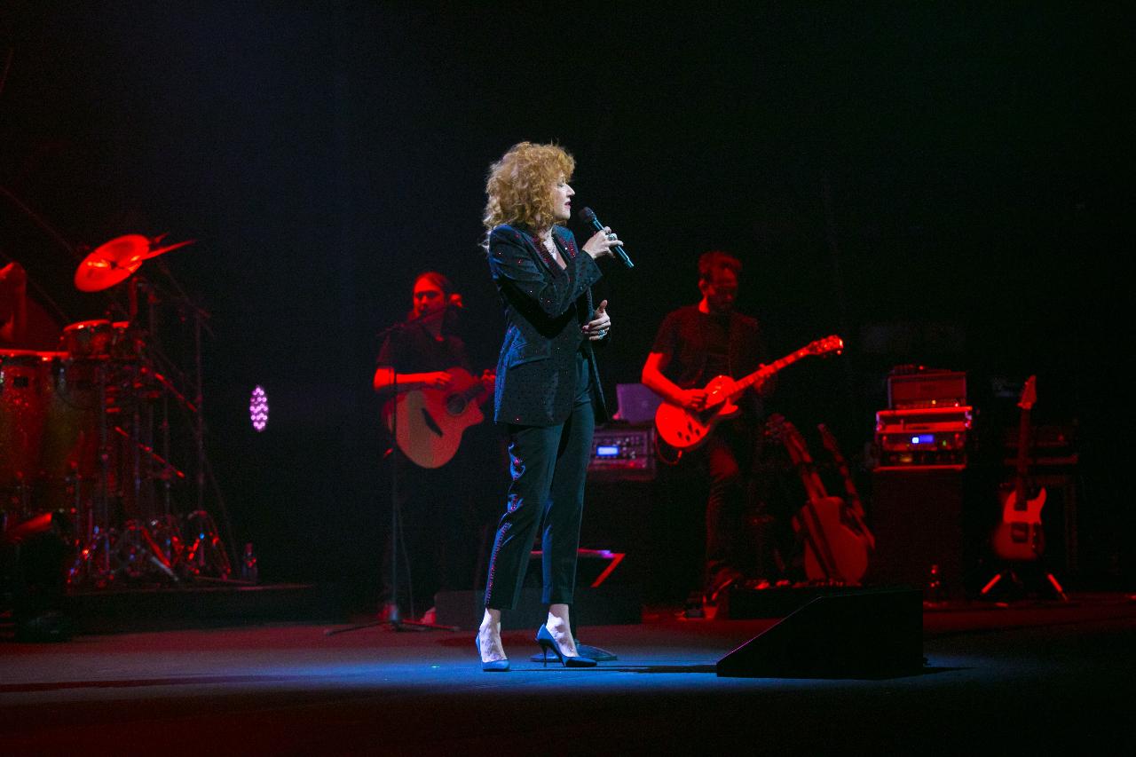 Rinviato a Marzo il concerto di Fiorella Mannoia