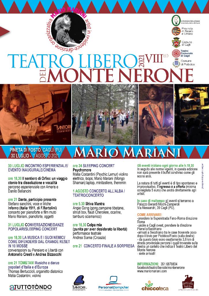 Teatro Libero del Monte Nerone