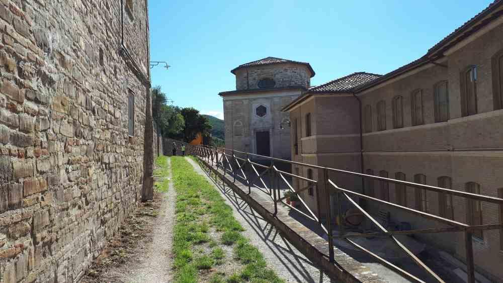 Trekking urbano, due itinerari a San Severino Marche