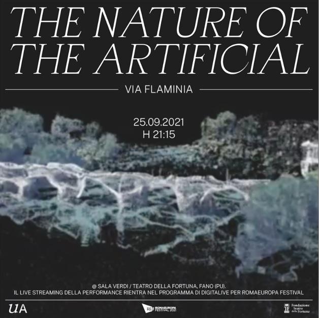 Via Flaminia: the nature of artificial