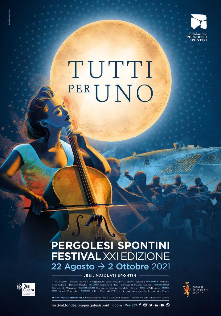 XXI Pergolesi Spontini Festival